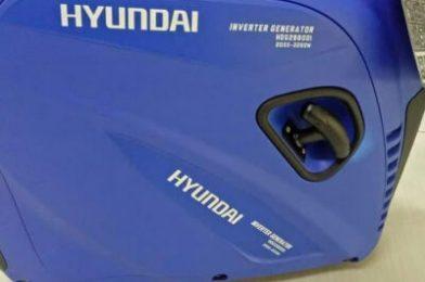 Kenal Lebih Jauh Dengan Genset Inverter Hyundai HDG1880di